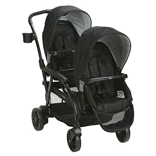 Graco Modes Duo Double Stroller | 27 Riding Options for 2 Kids,...