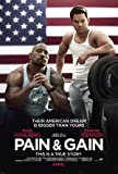 PAIN AND GAIN - DWAYNE JOHNSON – Imported Movie Wall