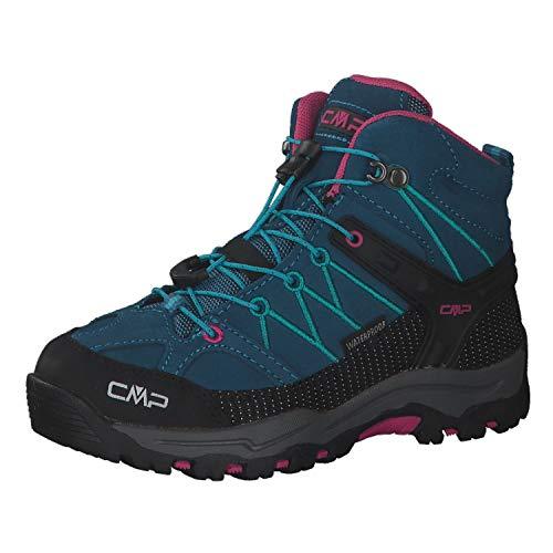 CMP Kinder Trekking Schuhe Rigel MID 3Q12944 Deep Lake-Baltic 35