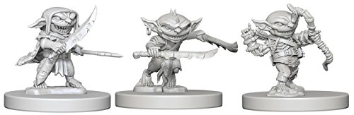 Pathfinder: Deep Cuts Unpainted Miniatures: Goblins