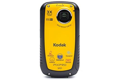 Kodak Pixpro SPZ1 Camescopes Caméra de Sport 1080 Pixels Zoom Optique 3 x 14 Mpix