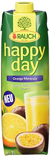 Rauch Happy Day Rauch Orange Maracuja, 6er Pack (6 x 1 l)