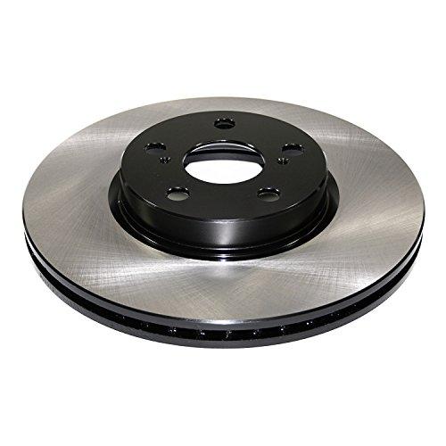 DuraGo BR90057002 Front Vented Disc Premium Electrophoretic Brake Rotor