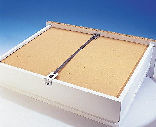 Reparatursatz für durchhängende Schubladen, 4Stück
