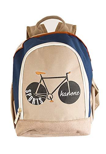 Adelheid Sportskanone Kinderrucksack, Größe:ohne Größe, Farbe:eiche