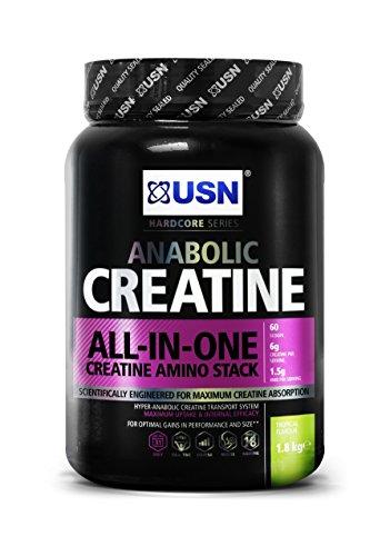 Usn Creatine Anabolic Tropical, 1.8 kg
