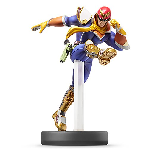 Amiibo Captain Falcon - Super Smash Bros. series Ver. [Wii U]Amiibo Captain Falcon - Super Smash Bros. series Ver. [Wii U] [Japanische Importspiele]