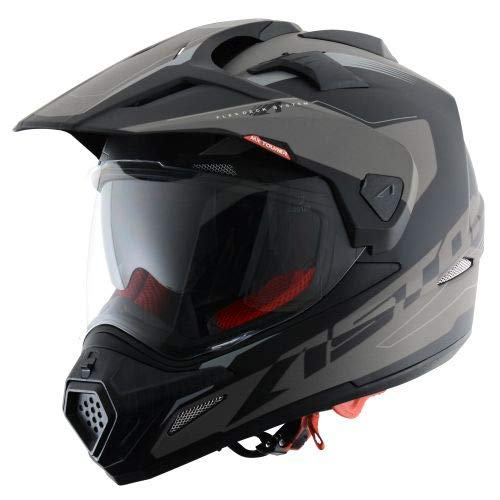 bon comparatif Casque Astone-CROSS TOURER ADVENTURE – Casque de motocross en polycarbonate certifié – Casque… un avis de 2020
