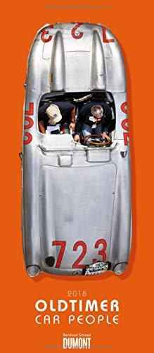 Oldtimer – Car People 2018 – DUMONT Wandkalender – Hochformat 30,0 x 68,5 cm: Car People