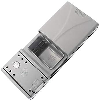 Supplying Demand 490467 Dishwasher Detergent Dispenser & Lock Fits 00265837 & 00416858 For Door