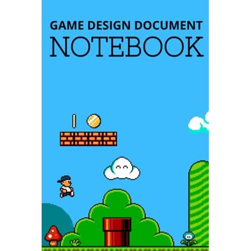 Game Design Document - Notebook