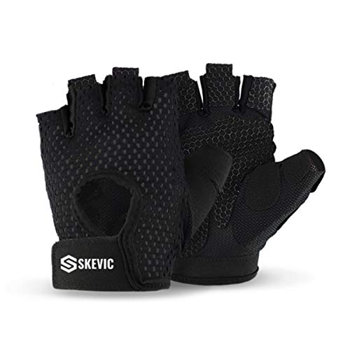 Skevic Guantes Gimnasio Hombre Mujer - Guantes Gym