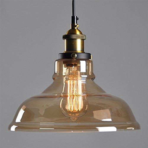 E27 Lampade a Sospensione e Plafoniere Lampadario a sospensione Vintage Modello Retro lampadario Loft Lampadario Retro Vintage Industriale Lampada a Sospensione