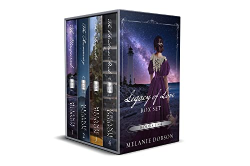 A Legacy of Love Box Set #1-4: A Legacy of Love Kindle Set for The Masquerade, The Runaway, The Imposter, & The Christmas Bride (A Legacy of Love Box Sets Book 1) (English Edition)