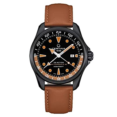 Certina DS Action GMT C032.429.36.051.00