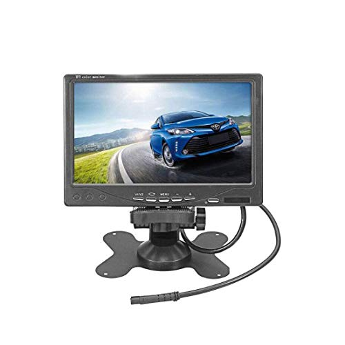Vehicle On-Dash Backup Monitor, 7