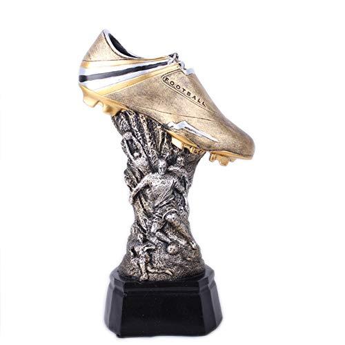 Aida Bz Europea réplica de la Bota de Oro, Trofeo de la Copa Mundial de fútbol utstanding Trofeo Delantero