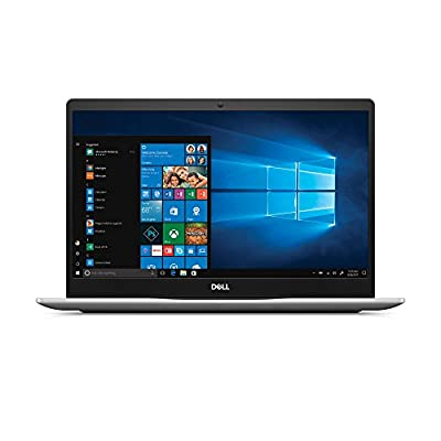 Dell i7370-7756SLV-PUS Inspiron Touch Display Laptop, Platinum Silver