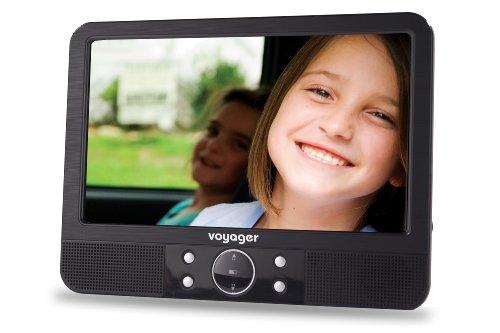 Voyager - Reproductor de DVD portátil LCD 9