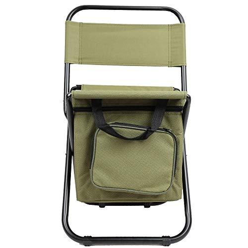qidongshimaohuacegongqiyouxiangongsi angelausrüstung Mit den Isolierpakets Sitz Picknick-Taschen wandern Hocker Rucksack Camping und Angeln,