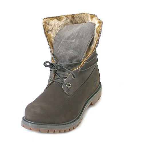 Timberland Damen Stiefel Authentics Faux Fur Fold Down Unbekannt (0) 37,5