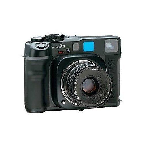 Mamiya 7 II Black Camera Body