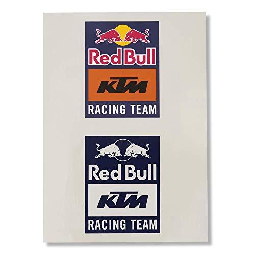 Red Bull KTM KTM Racing Team Sticker, Blau Unisex One Size Aufkleber, KTM Factory Racing Original Bekleidung & Merchandise