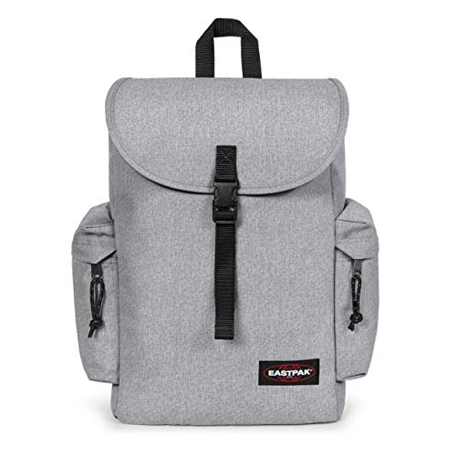 Eastpak Austin+ Rucksack, 42 cm, 18 L, Grau (Sunday Grey)