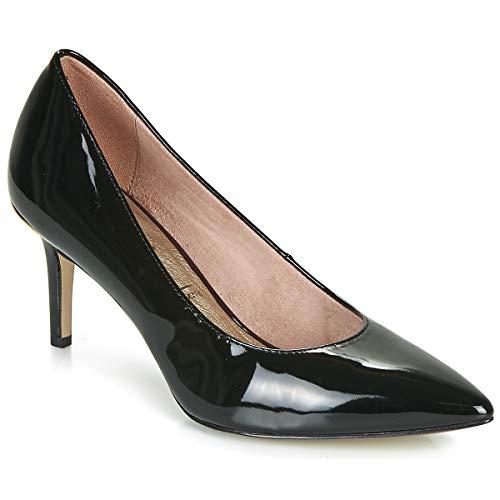 Tamaris 1-22421-23 Damen Schuhe Pumps Spitze Form Stiletto, Schuhgröße:38 EU, Farbe:Schwarz