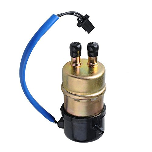 """Price comparison product image 5 / 16"""" 8mm 12v 60LPH Fuel Pump Replaces Filter For Yamaha Virago 535 XV535 1987-2003 1999 2000 2001 2002"""