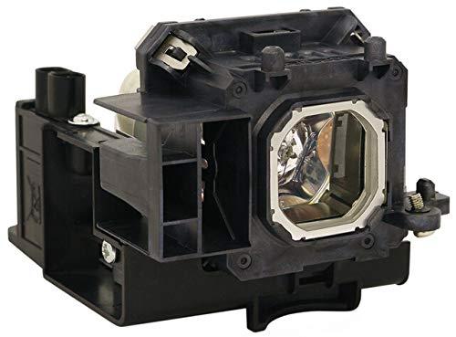 Supermait NP15LP 60003121 Bulbo Lámpara de repuesto para proyector con carcasa Compatible con NEC M230X M260W M260X M260XS M300X M230XG M260XG M300XG M300XSG M260WG ME270XC NP-M300X+ NPM300X+