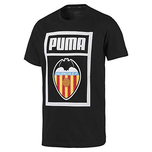 Puma Valencia CF Shoe Tag - Camiseta para hombre Puma Black. XL