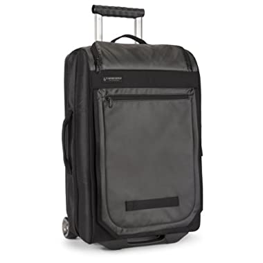Timbuk2 Co-Pilot Luggage Roller, Black, Medium