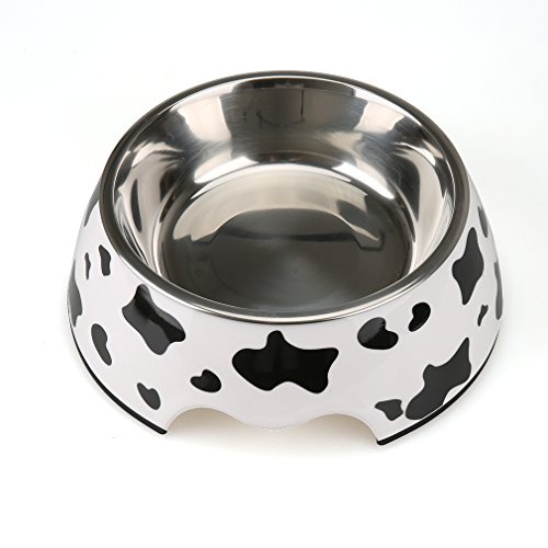 【Lansing store】ペットボウル 小型 中型 犬 猫用食器 ウォーター フード ボウル ステンレス製 ご飯 水 お...