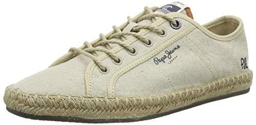 Pepe Jeans Tourist Lamu Linen, Alpargata Hombre