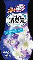 小林製薬 トイレの消臭元 リラックスアロマの香り 400ML 約1.5ヶ月~3ヶ月間持続×16点セット (4987072029701)