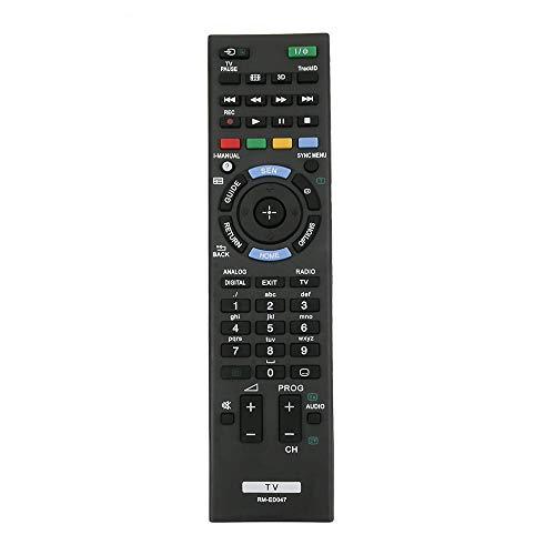 Mando a Distancia Universal para Sony Bravia TV RM-YD103 RM-ED047 rm-ed050 rm-ed060 rm-ed061 Compatible con Todos los...