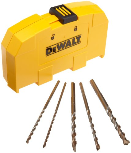 DEWALT DW5205 Percussion Set With Tough Case 5-Pieces