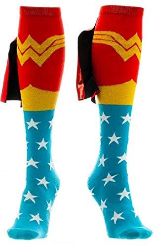 DC Comics Knee High Wonder Woman Sock