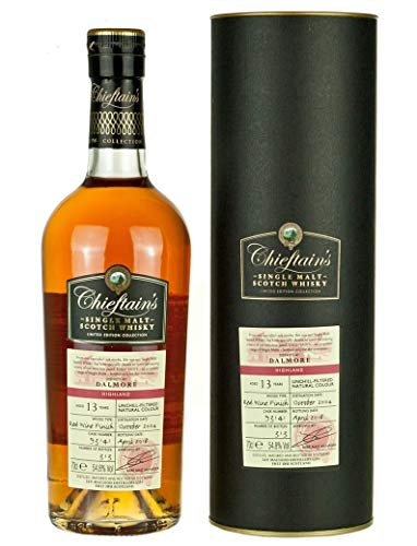 Photo of Dalmore 13 Year Old 2004 – Chieftain's Single Malt Whisky