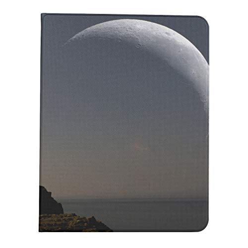ZHANGhome Case For Ipad Pro 11 Inch 2nd & 1st Generation 2020/2018 IpadCoverIpadPro Beautiful Lighthouse Landscape IpadPro11Cover Support Ipad 2nd Gen Pencil Charging