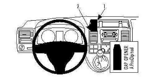 Brodit ProClip 854432 Kit de Coche Montaje Central