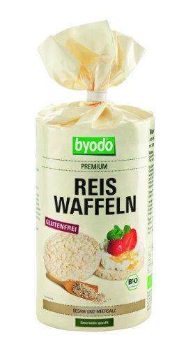 Byodo Bio Reiswaffeln mit Sesam (1 x 100 gr)