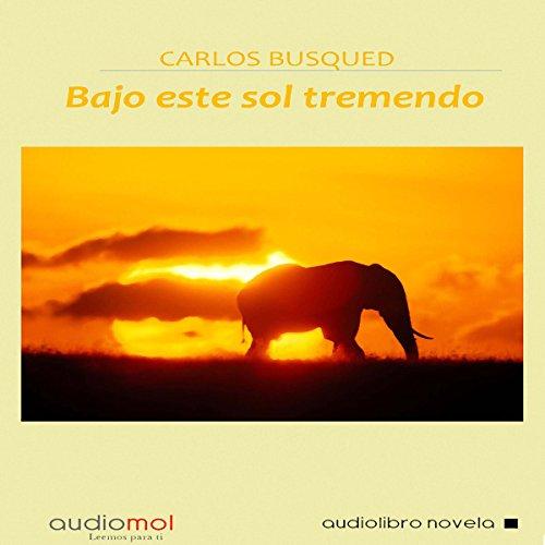 Bajo este sol tremendo [Under this Tremendous Sun] audiobook cover art