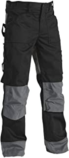 Blakl/äder 199911419900C50 Pantalon d/´Artisan Stretch Taille C50 Noir