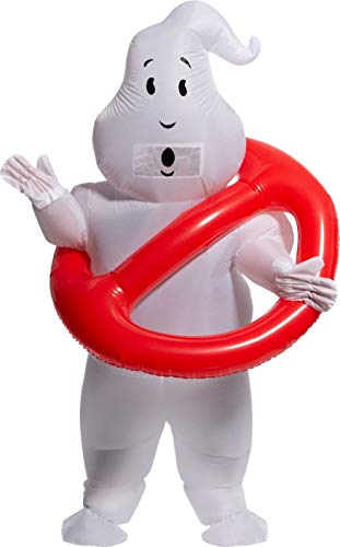 Ghostbusters No Ghost Inflatable Adult Costume, officially licensed, one size fits all