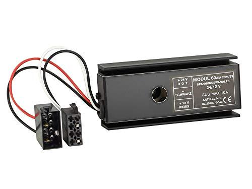 Spannungswandler 24V | 24 Volt > 12 Volt MAX. 10A