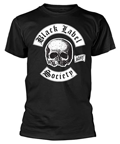 Black Label Society 'The Almighty' (Black) T-Shirt (Large)