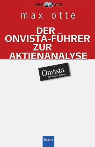 Der OnVista-Führer zur Aktienanalyse