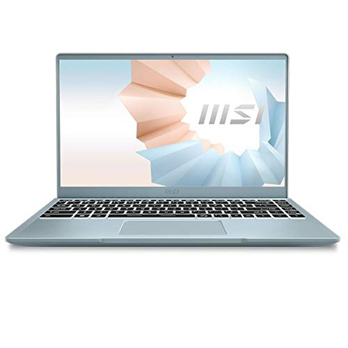 Compare MSI Modern 14 (Modern 14 B11MO-037) vs other laptops